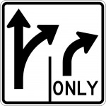 right lane pictoral us